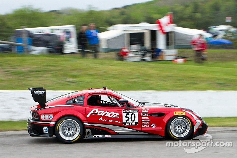 Road America PWC: James and Panoz double up in GTS Race 2