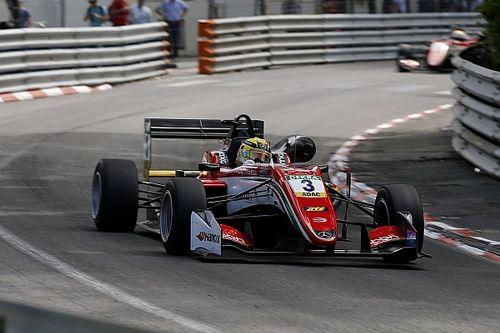 Norris sbatte, Gunther fa il bis e vince il Gran Premio di Pau