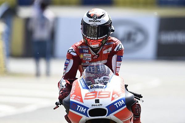 MotoGP Son dakika Lorenzo: Barcelona'nın değişen pist düzeni