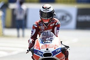 Lorenzo bersemangat hadapi MotoGP Italia