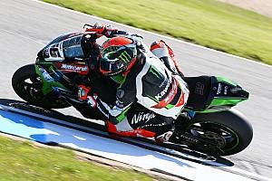 WSBK Prove libere Misano, Libere 1: Kawasaki detta legge, Ducati all'inseguimento