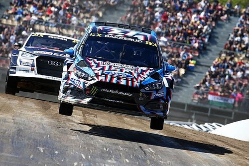Don't miss World RX LIVE on Motorsport.tv this Sunday