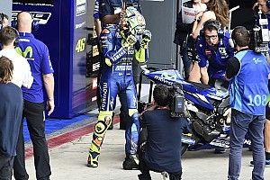 """Rossi : """"Nous sommes en grande difficulté"""""""