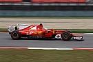 EL3 - Ferrari place Mercedes sous pression à Shanghai