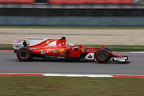 Chinese GP: Vettel fastest as Ferrari sets stunning pace in FP3