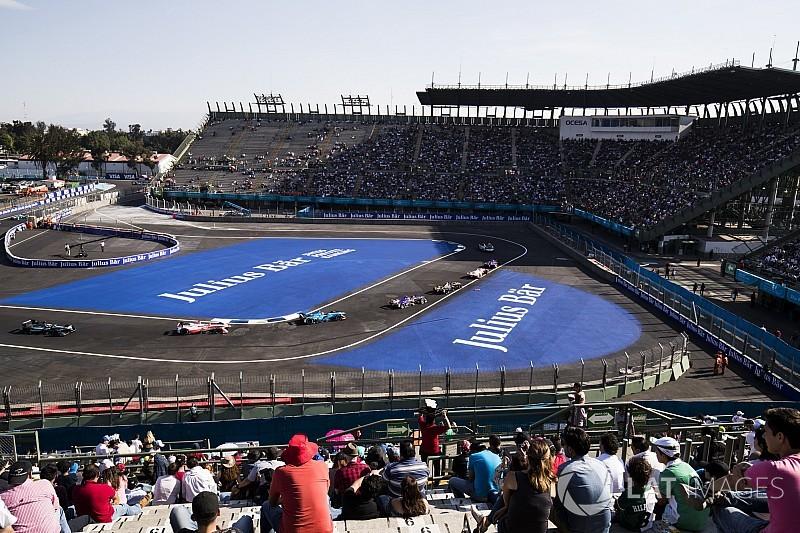 Vorschau Formel E Mexiko: Endlich erste Punkte für Meister di Grassi?
