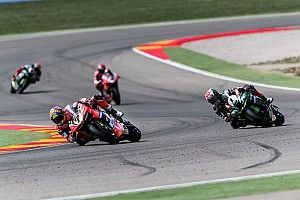 Aragon WSBK: Davies ends Rea's reign with Race 2 win