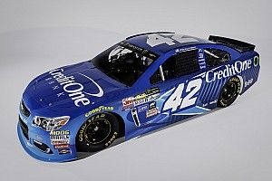 Credit One Bank expands Ganassi sponsorship to Larson