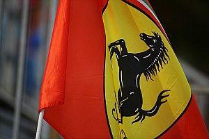 Ferrari iza su bandera en Maranello como si hubiera ganado en Canadá