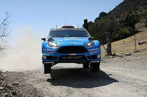 Østberg jumps to second thanks to Mexico podium