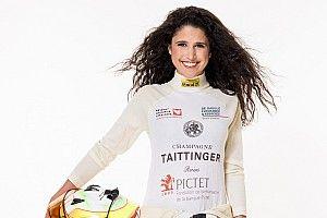 Une première au Mans pleine d'émotions pour Inès Taittinger
