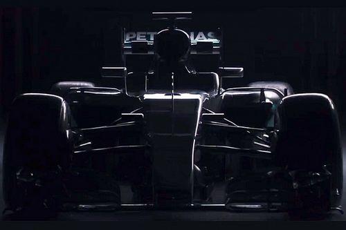 Mercedes: ecco un altro video dello shakedown della W07 Hybrid