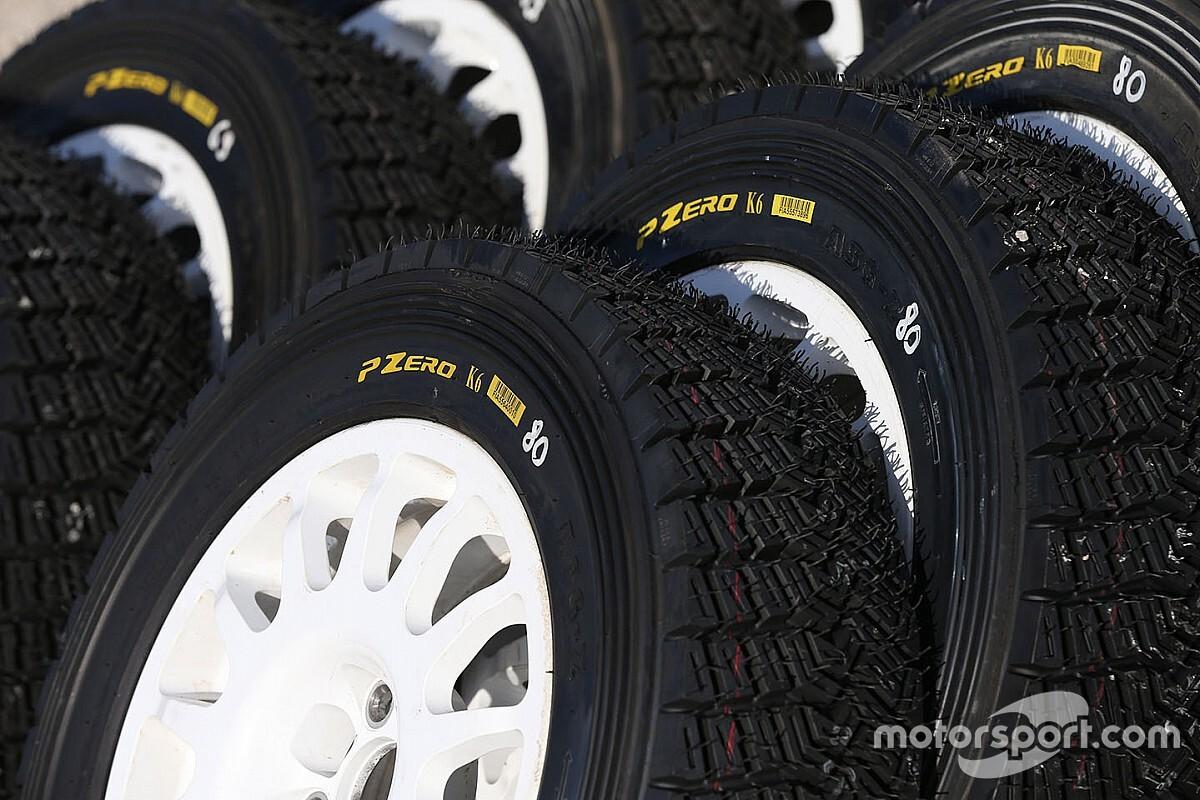 WRC: Pirelli inizia lo sviluppo delle gomme 2021