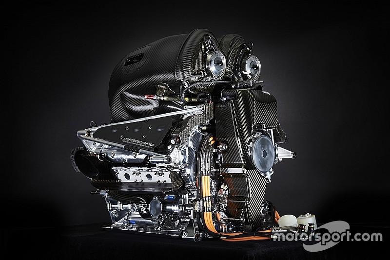Сложный тест: звук двигателей Ф1