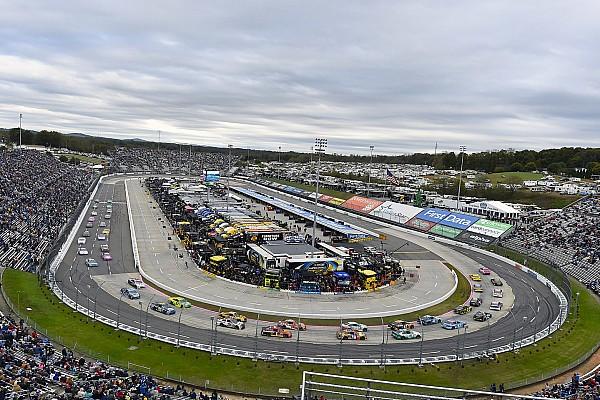 NASCAR Cup Schnee in Martinsville: NASCAR-Rennen auf Montag verschoben
