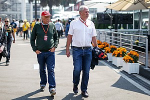 "Marko: Loss of ""constant companion"" Lauda hard to take"