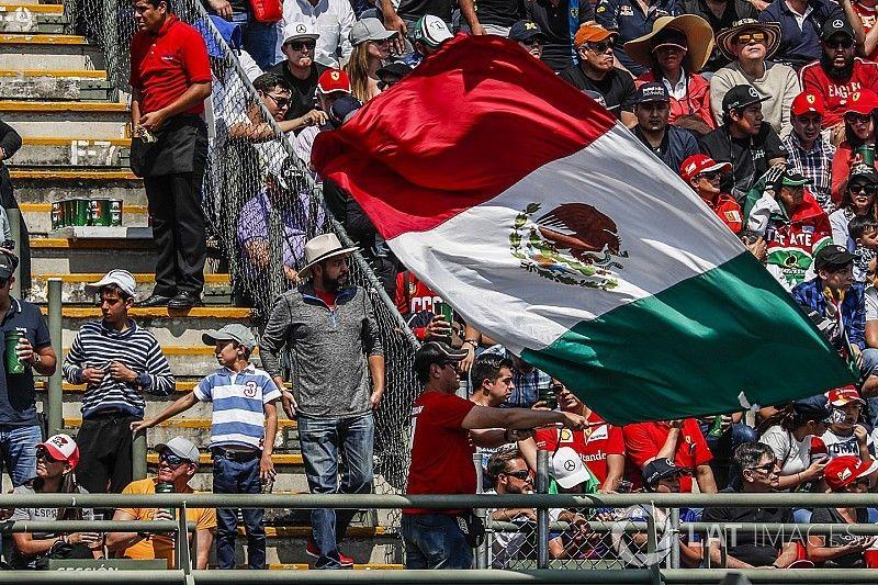 F1 et promoteurs solidaires, un mois après le séisme à Mexico