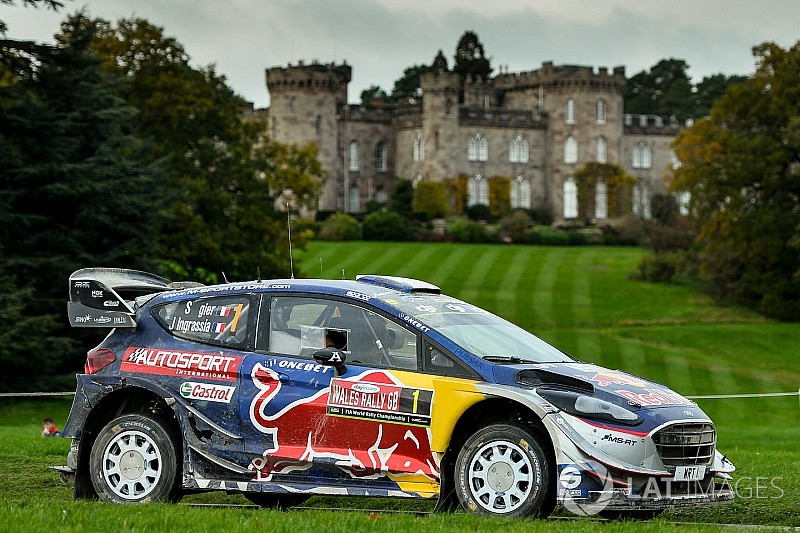 Evans wants Ogier to stay at M-Sport for 2018 WRC