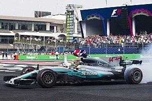 Hamilton tak punya lawan di F1 2017 - Alonso