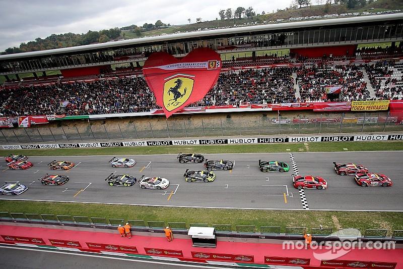 Fotogallery: le Finali che hanno incoronato i piloti iridati Ferrari 2017
