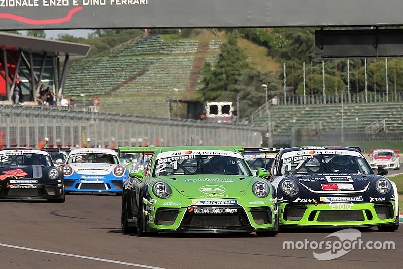 Carrera Cup Italia, a Monza si apre la rincorsa a Rovera