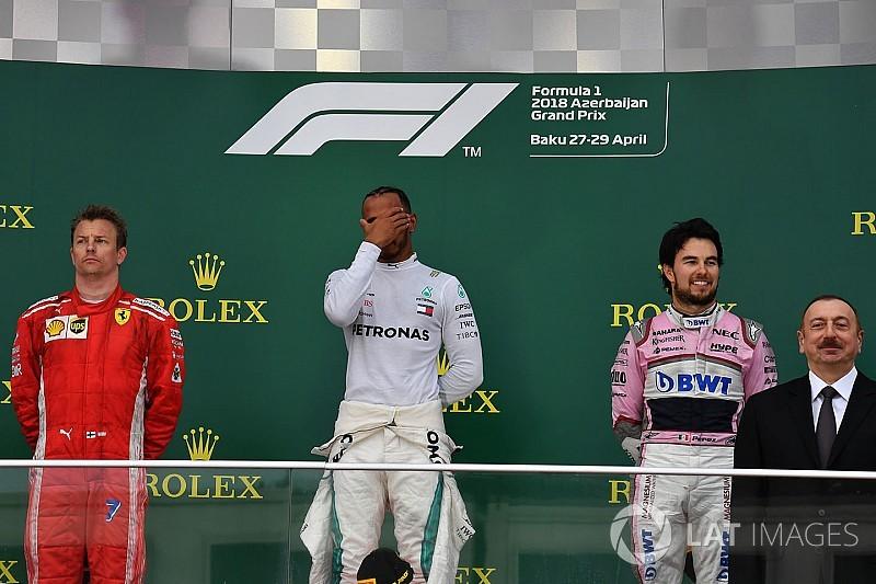 Hamilton nem érzi jól magát a bajnoki pontverseny élén