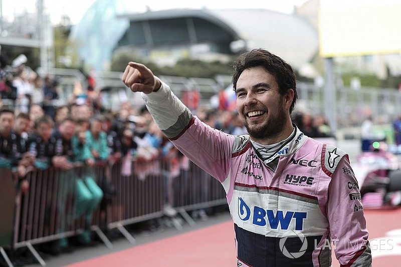 Sergio Pérez mantiene abierta la relación con Ferrari