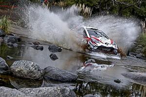 WRC Resumen de la etapa Tanak aventaja con comodidad en el Rally Argentina a un día del final