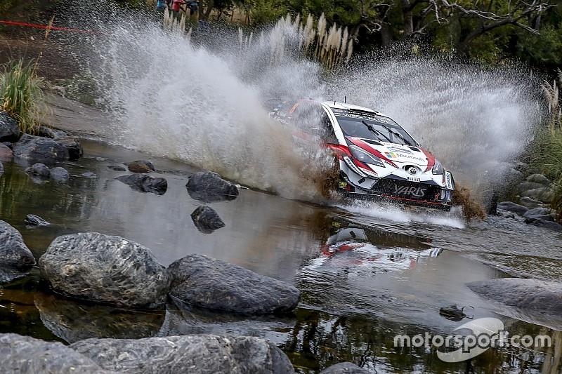 Tanak aventaja con comodidad en el Rally Argentina a un día del final