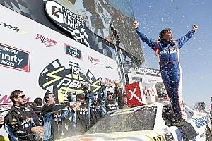NASCAR XFINITY Crónica de Carrera Spencer Gallagher gana su primera carrera en  Xfinity