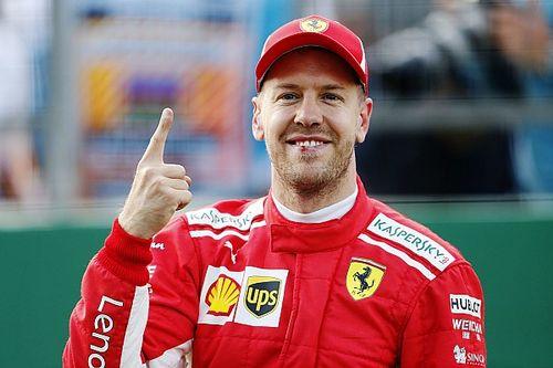 Vettel y Hamilton largarán en la primera fila en Azerbaiyán