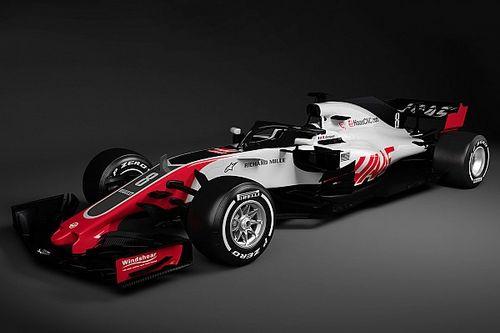 Haas dévoile la première F1 version 2018