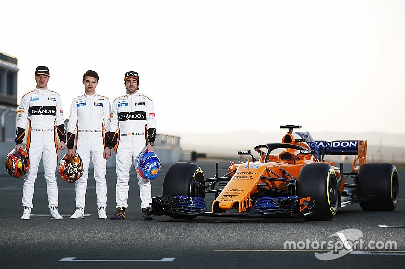 McLaren, Norris'in Belçika'da Vandoorne'un yerini alacağını yalanladı