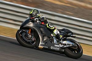 MotoGP Testbericht MotoGP-Test Thailand: Crutchlow markiert erste Bestzeit