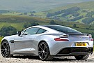 Auto L'Aston Martin Vanquish de James Bond aux enchères