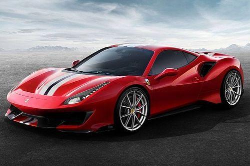 Ce qu'il faut savoir sur la nouvelle Ferrari 488 Pista