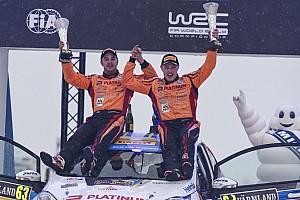 Rådström passa all'ERC3 Junior per puntare al titolo con la Ford