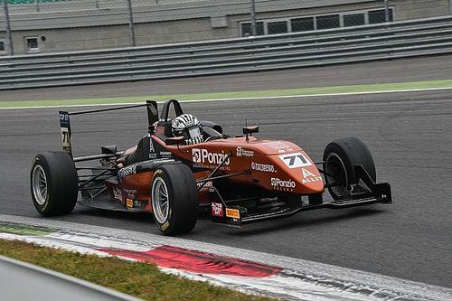 F2 Italian Trophy: pole all'ultimo respiro per Riccardo Ponzio a Monza