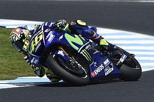 """Rossi: """"En la electrónica estamos detrás de Honda y Ducati"""""""