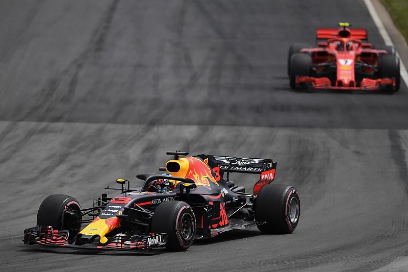 Ricciardo, dördüncülüğe rağmen mutlu
