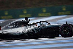フランス予選速報:ハミルトンPPでメルセデス1-2。ガスリー14番手