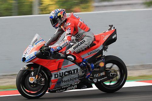 """Dovizioso: """"Avere Lorenzo così veloce è un fattore importante per la Ducati"""""""