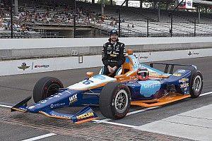 Il team Dreyer & Reinbold schiererà J.R. Hildebrand anche alla Indy 500 2019