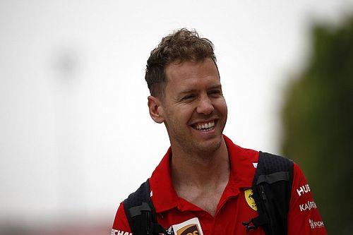 De cara a Bahrein, Vettel señala que están a cuatro décimas de Mercedes