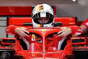 Galería: los nombres de mujer con los que Vettel bautizó a sus coches