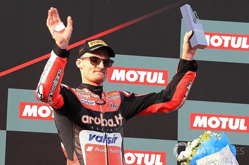 WSBK, Бурірам: Девіс виграв другу гонку вікенду
