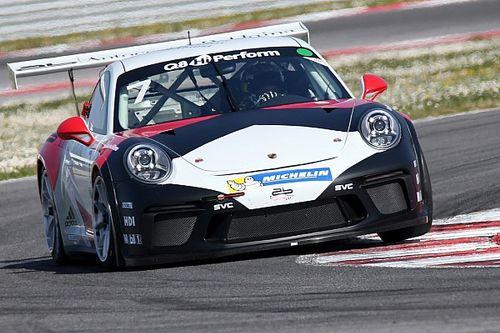 Carrera Cup Italia, Berton firma con AB Racing per il 2018