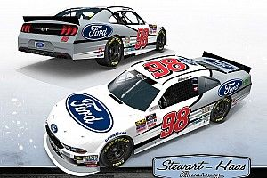 Chase Briscoe to run five Xfinity races with Stewart-Haas Racing