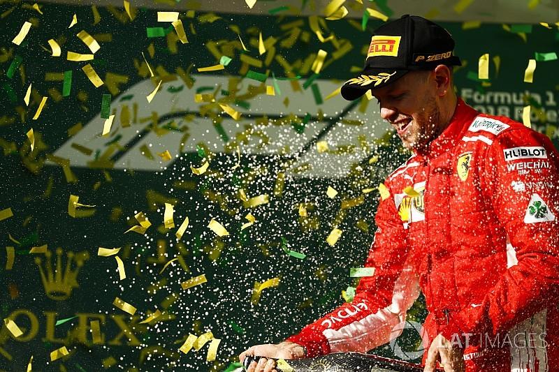 Маркионне попросил не праздновать победу Ferrari слишком бурно