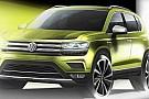 Automotivo Inédito VW Tarek, rival do Compass, será produzido na Argentina